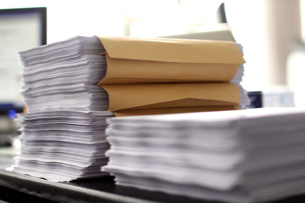 Notwendige Dokumente für das Standesamt als Vorbereitung der Hochzeit