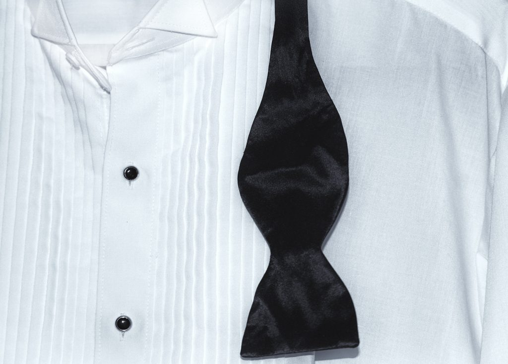 Krawatte oder Fliege zur Hochzeit